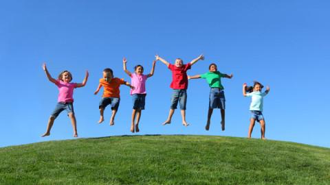 Η γυμναστική στα παιδιά καθορίζει την υγεία για όλη τους τη ζωή!