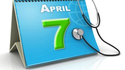 7η Απρίλιου – Παγκόσμια Ημέρα Υγείας