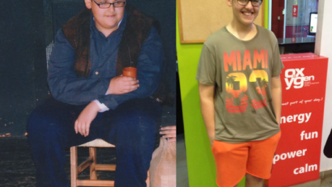 To παιδί μου έχασε 22 κιλά στο MyOxygen, αλλά το σημαντικότερο είναι ότι σταμάτησε τα φάρμακα! Έχω ένα δυνατό και υγιές παιδί!