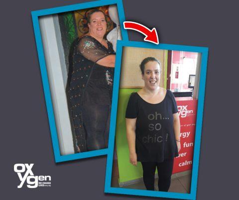Πως έχασα 40 κιλά στο MyOxygen σε λιγότερο από 1 χρόνο!
