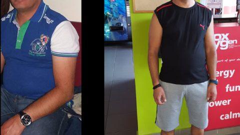 Νίκος Mαστρομιχάλης: γυμναζόμουν σε ένα φθηνό γυμναστήριο χωρίς αποτέλεσμα