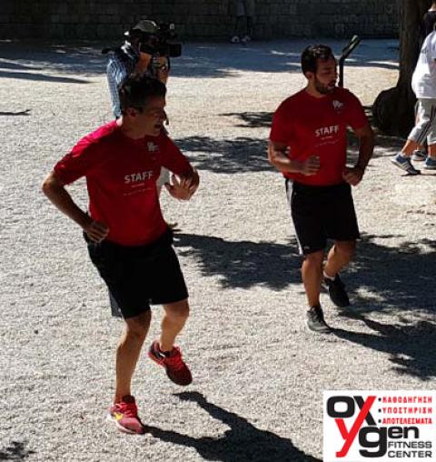 Το MyOxygen συμμετείχε στο 13ο Περπάτημα Ζωής και Ελπίδας!