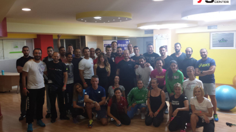 """Το MyOxygen στο συνέδριο """"3ο Athens Fitness Summit"""""""