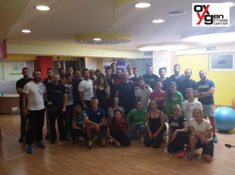 Το MyOxygen στο συνέδριο «3ο Athens Fitness Summit»