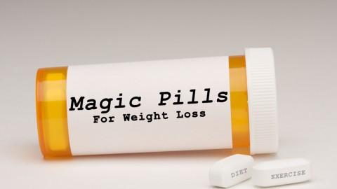 Μαγικά χάπια αδυνατίσματος