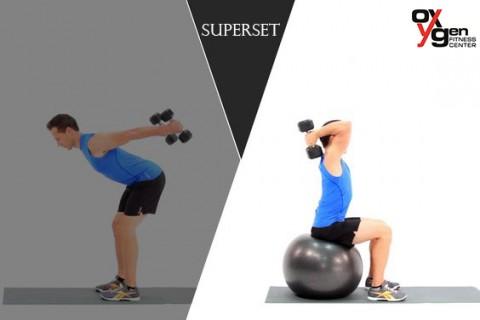 Αύξησε   γρήγορα τη μυική σου μάζα με την αποτελεσματική  Μέθοδος Προπόνησης Super Set