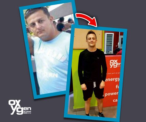 Κατάφερα  να χάσω 15 κιλά, διαθέτω περισσότερη ενέργεια, αισθάνομαι πιο άνετος στις καθημερινές μου ανάγκες.