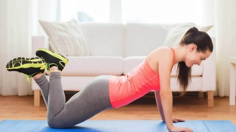 Κυκλική προπόνηση- H ιδανικότερη μεθοδος για  γυμναστική στο  Σπίτι