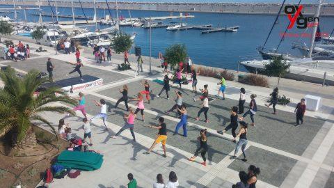 Mε μεγάλη επιτυχία πραγματοποιήθηκε η  εκδήλωση «Fitness Day»
