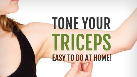Πώς μπορείτε να τονώσετε τα μπράτσα και τους ώμους στο σπίτι σας!!