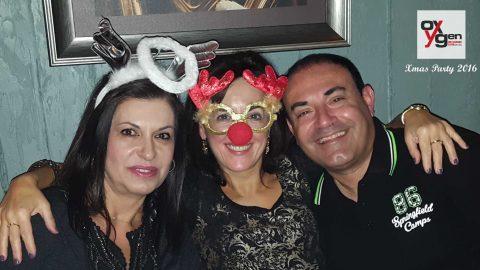 Με μεγάλη επιτυχία πραγματοποιήθηκε το Χριστουγεννιάτικο πάρτι του Myoxygen