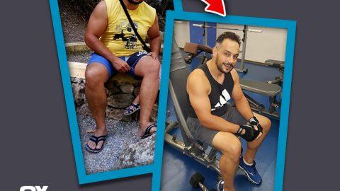 Ανδρέας: «Έχασα 17 κιλά και έριξα κατακόρυφα τη χοληστερίνη μου»