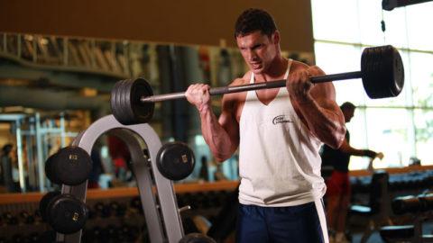 Αύξησε τη δύναμή σου και τη μυική σου μάζα με την προπόνηση «5Χ5»