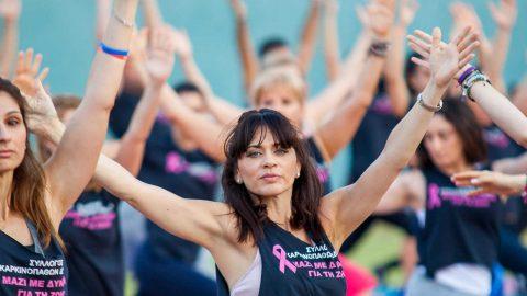 Με μεγάλη επιτυχία πραγματοποιήθηκε η φιλανθρωπική εκδήλωση «Yoga to the People» (photos)