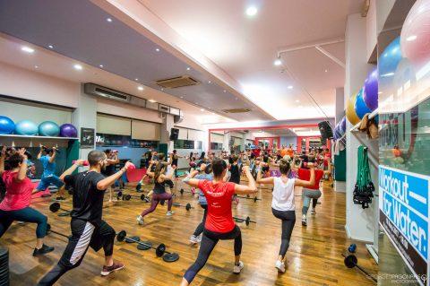 Με τεράστια επιτυχία πραγματοποιήθηκε η φιλανθρωπική εκδήλωση « Myoxygen Workout for Water » (photos)