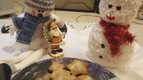 Συνταγή για Χριστουγεννιάτικα μπισκότα!!