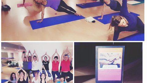 Η Ροδος ηταν εκει στο μαραθώνιο Yoga για τον «Άλλο άνθρωπο»