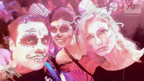 Myoxygen-Αποκριάτικο Party 2019 (Photos)