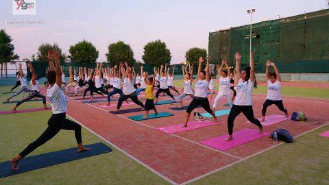Yoga to the People 2019 (Photos)- Για μια ακόμη χρονιά ο παλμός δυνατός!