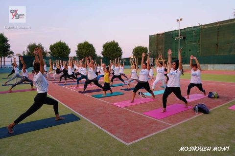 Yoga to the People 2019 (Photos)- Για μια ακόμη χρονιά ο παλμός δυνατός!