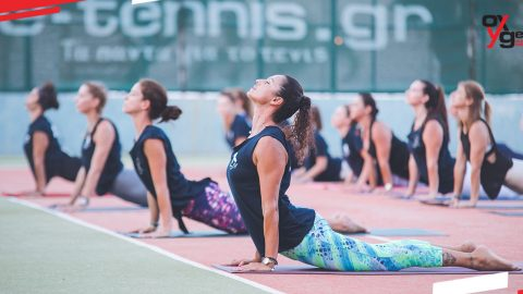 Yoga To Τhe People 2019:Υπαίθριο Μάθημα Yoga για ένα μεγάλο Σκοπό!
