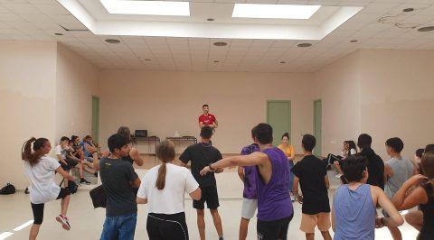 Συμμετοχή Σε Σχολείο την Πανελλήνια Ημέρα Σχολικού Αθλητισμού